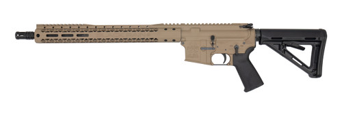 "Black Rain AR-15 Special 5.56/223 16"" Barrel XL Handguard Flat Dark Earth Finish 30rd Mag"