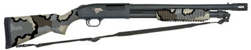 "Mossberg 590 Thunder Ranch, 12Ga, 18.5"", 3"", 5rd, Synthetic KUIU, Blued"