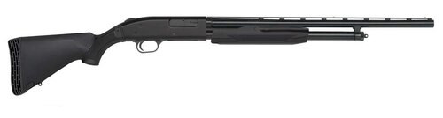 "Mossberg 500 FLEX Super Bantam, 20Ga, 22"", 3"" Chamber, 5rd, Synthetic Black Stock"