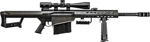 """Barrett 82A1, .50 BMG, 20"""" Barrel Vortex PST 5-25X50 Scope,"""