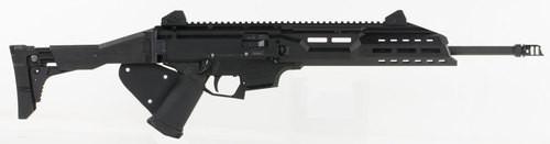 "CZ Scorpion EVO 3 S1, 9mm, 16.2"" Barrel, 10rd, CA Compliant, Black"