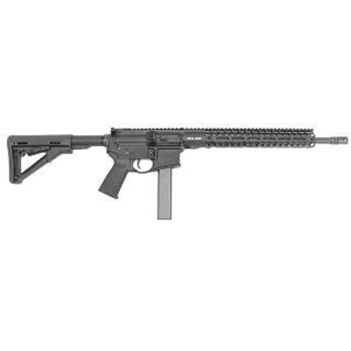 """Stag Arms Stag 9 Tactical, 9mm, 16"""" Barrel, 32rd, Magpul CTR Stock, Black"""