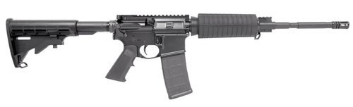 """Stag Arms Stag 15 ORC, .223/5.56, 16"""" Barrel, 30rd, 6-Position Stock, Black"""