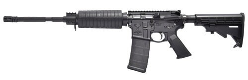 """Stag Arms Stag 15 ORC, .223/5.56, 16"""" Barrel, 30rd, 6-Position Stock, Left-Handed, Black"""