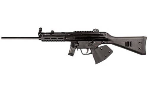 """PTR Industries 9R 9MM, 16"""" Barrel, 1:10 Twist, Fixed Stock,10Rd, CA Approved"""