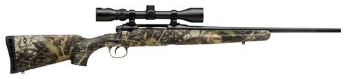"Savage Axis XP Compact, .223 Rem, 20"", 4rd, 3-9x40mm Weaver Scope, Break-Up Country Camo"