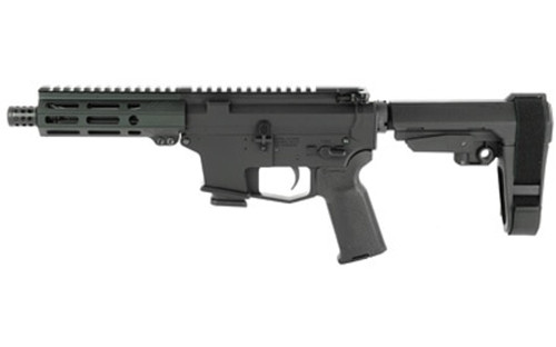 "Angstadt UDP-9, 9mm, 6"" Barrel, 15rd, Magpul K2 Grips, Optic Ready, Black"