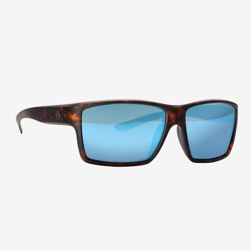 Magpul Explorer Eyewear, Polarized - Tortoise / Bronze, Blue Mirror