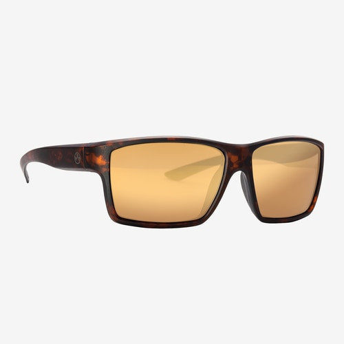 Magpul Explorer Eyewear, Polarized - Tortoise / Bronze, Gold Mirror