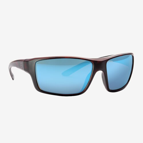 Magpul Summit Eyewear, Polarized - Tortoise / Bronze, Blue Mirror