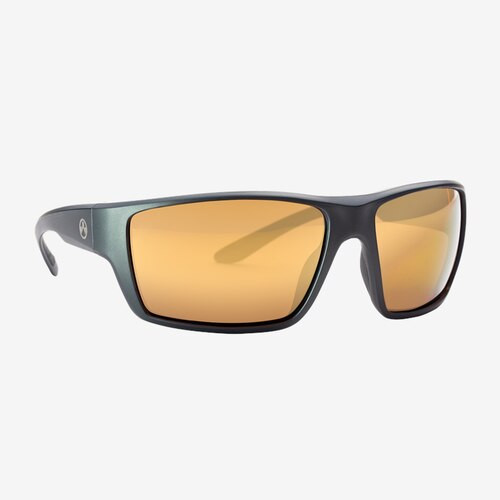 Magpul Terrain Eyewear, Polarized - Gray / Bronze, Gold Mirror