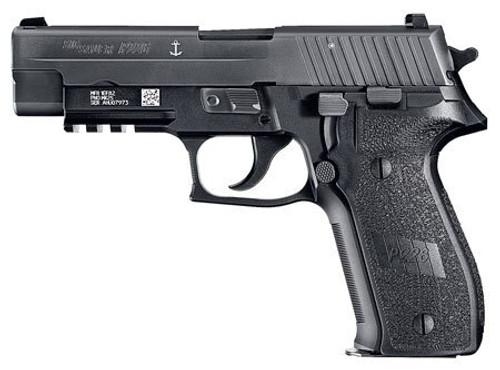 "Sig P226 MK25 MA Compliant, 9mm, 4.4"" Barrel, 10rd, Night Sights, Black"