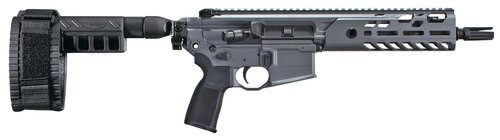 "Sig MCX Virtus Pistol CO Compliant, .223/5.56, 11.5"" Barrel, 15rd, Gray"