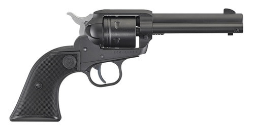 "Ruger Wrangler, .22 LR, 4.62"" Barrel, 6rd, Black"