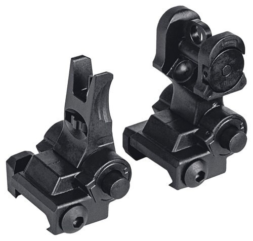 Sig M400 Tread Adjustable Flip-Up Sights