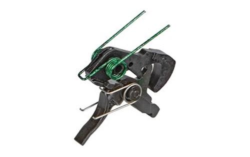 SIG M400 Tread Trigger Kit, Single-Stage, Flat Blade, Black