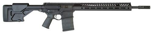 "Seekins Precision SP10, Semi-Automatic Rifle, 308 Winchester, 18"" Stainless Match Grade Barrel, ProComp 10x Stock, ATC Muzzle Brake, Black, 20 Round"