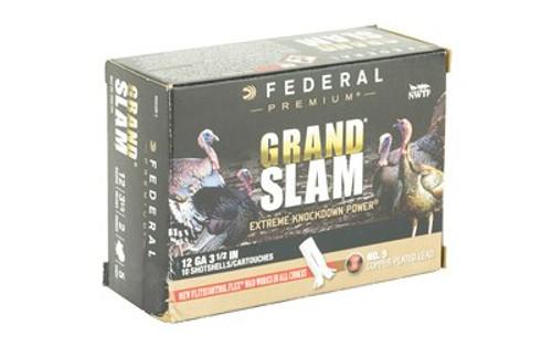 """Federal Grand Slam Turkey 20 Ga, 3"""", 1-5/16oz. 10rd/box"""