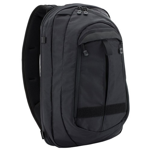 "Vertx Commuter Sling 2.0 Day Bag Backpack Nylon 19.5' H x 11.75"" W x 7"" D Black"