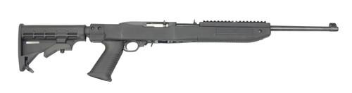 """Ruger 10/22, .22 LR, 18.5"""" Barrel, 10rd, Tapco Stock, Black, USED"""