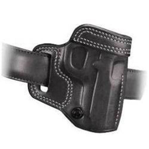 Galco Avenger, Right Hand, Glock 17/22/31, Ruger Security-9, Black