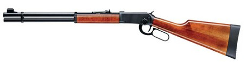 """Umarex Walther Lever Action, .177 Pellet, 18.9"""" Barrel, 8rd, Western-Style Ambi Stock"""