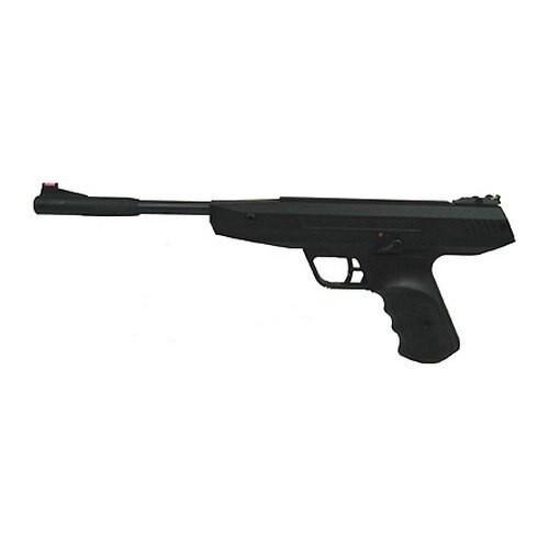 """Umarex LP8 Magnum, .177 Pellet, 9.125"""" Barrel, 700 FPS, FIber Optic Sights, Black"""