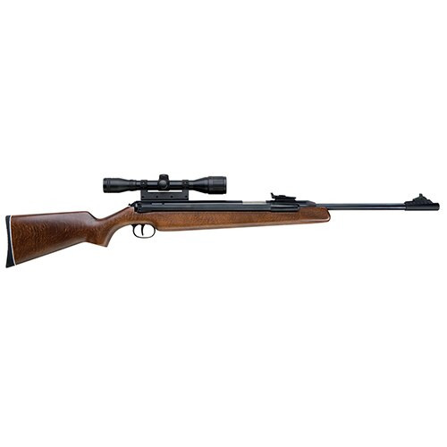 "Umarex RWS Model 48 Combo, .177 Pellet, 17"" Barrel, 4x32mm Scope, Single Shot"