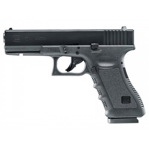 "Umarex Glock G17 Gen3, .177 BB, 4"" Barrel, 18rd, Black"