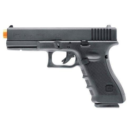 "Umarex Glock G17 Gen4, .177 BB, 4"" Barrel, 18rd, Black"
