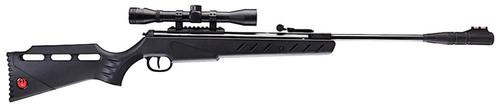 Umarex Ruger Talon Air Rifle Combo .177 Pellet, 4x32mm Scope, Black