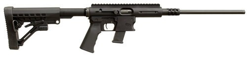 "TNW Aero Survival  45 ACP, 16.25"" Collapsible Black Stock, Black Hardcoat Anodized"