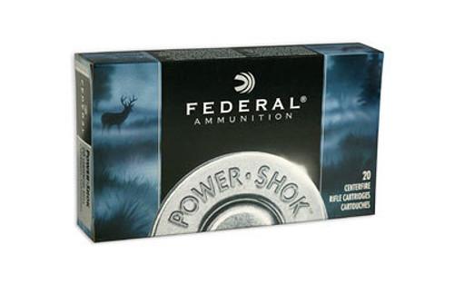 Federal Power-Shok 243 Win 85gr, Copper, 20rd/Box