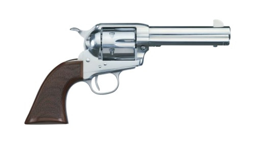 "Uberti 1873 El Patron Competition, .45 Colt, 4.75"", 6rd, Stainless"