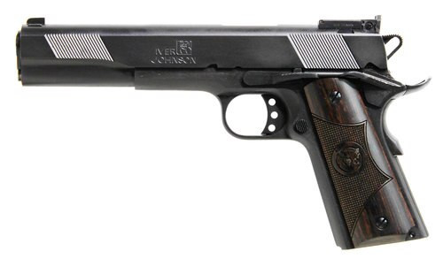 "Iver Johnson 1911 Eagle XL, .45 ACP, 6"", 8rd, Black"