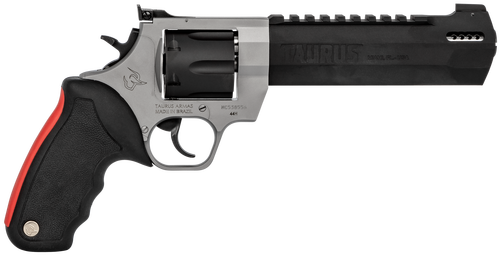 "Taurus Raging Hunter, .44 Rem Mag, 6.75"", 6rd, Black/Stainless"