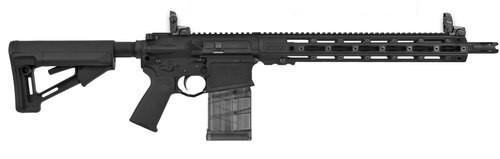 """Remington R10, .308/7.62, 16"""" Barrel, 20rd, MagPul SLS-S Stock, Black"""