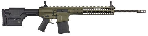 "LWRC R.E.P.R, CA Legal, .308/7.62, 20"" Barrel, 10rd, MagPul PRS Stock, OD Green"