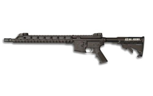 """Stag Arms 9T 9mm, 16"""" Barrel, 6 Pos. Stock, 13.5"""" Handguard, 32rd"""