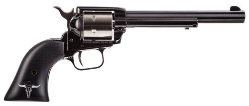 """Heritage Rough Rider Small Bore, .22 LR, 6.5"""", 6rd, Fixed Sights, Black"""