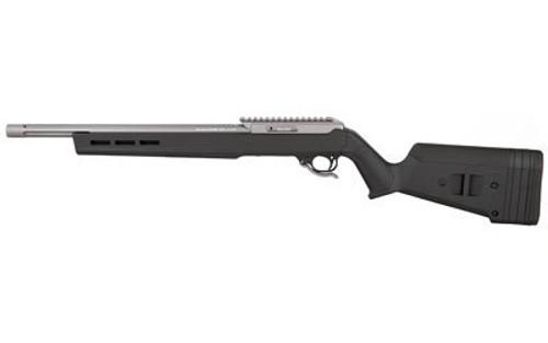 Tactical Solution X-Ring VR .22 LR, Magpul Hunter X-22 Stock, Gun Metal Gray Barreled, Black, 10rd