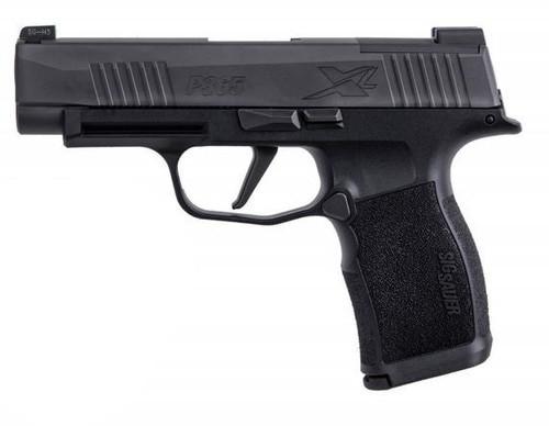 "Sig Sauer P365 XL Used, 9mm, 3.7"" Barrel, 12rd Mag, Optic Ready, Black - DEMO MODEL"