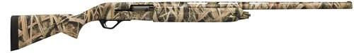 "Winchester SX4 Waterfowl Hunter Compact Semi-Auto 12 Ga, 24"" Barrel, Mossy Oak Shadow Grass Blades, 4rd"