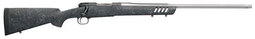 "Winchester Model 70 Coyote Light .22-250 Rem, 24"" Barrel, Bell & Carlson Stock, Black/Gray Webbing, 5rd"