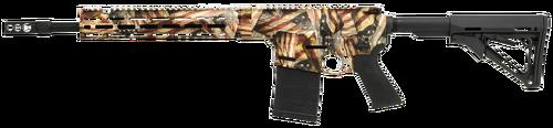 "Savage MSR10 Hunter .308 Win, 16.1"" Barrel, Blackhawk Axiom Stock, American Flag, 20rd"