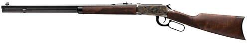 "Winchester Model 94 125th Anniversary Custom .30-30 Win, 24"" Barrel, Black Walnut, Coin Finish/Gloss Blued, 8rd"