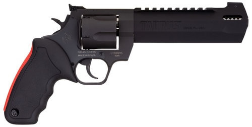 "Taurus Raging Hunter .454 Casull, 6.75"" Barrel, Black Rubber Grip, Black Aluminum, 5rd"