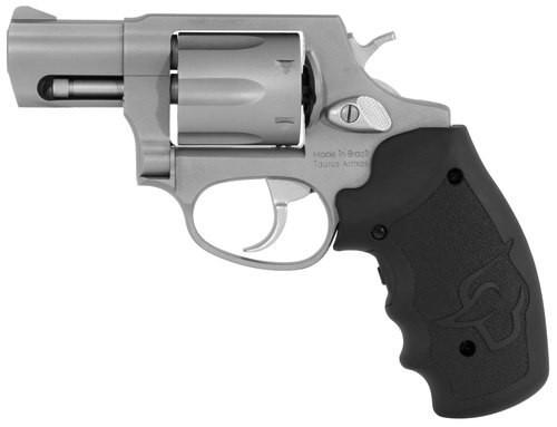 "Taurus 856 .38 Special, 2"" Barrel, Viridian Laser Grip, Stainless Steel, 6rd"