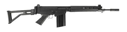 "DS Arms, SA 58 Para Congo 308 Win 18"" Barrel, Black, Folding Adjustable Sights, 20Rd, Type 1 Receiver"
