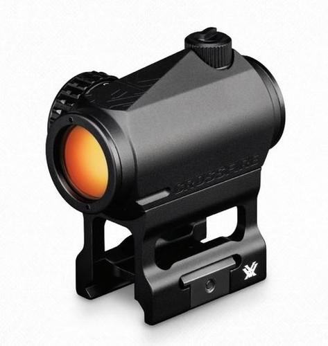 Vortex Crossfire II Red Dot, 2 MOA, Multi-Height, Lower 1/3 Co-Witness, Black